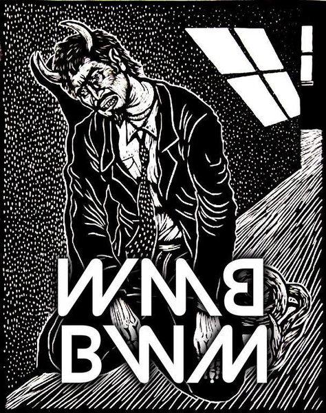 Party Flyer BWM-Psygressive-free!! 10 Nov '15, 22:00