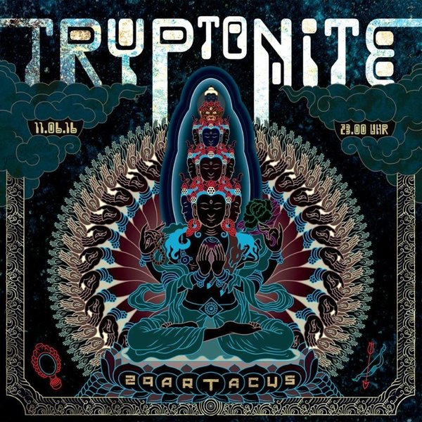 TRYPTONITE 11 Jun '16, 23:00