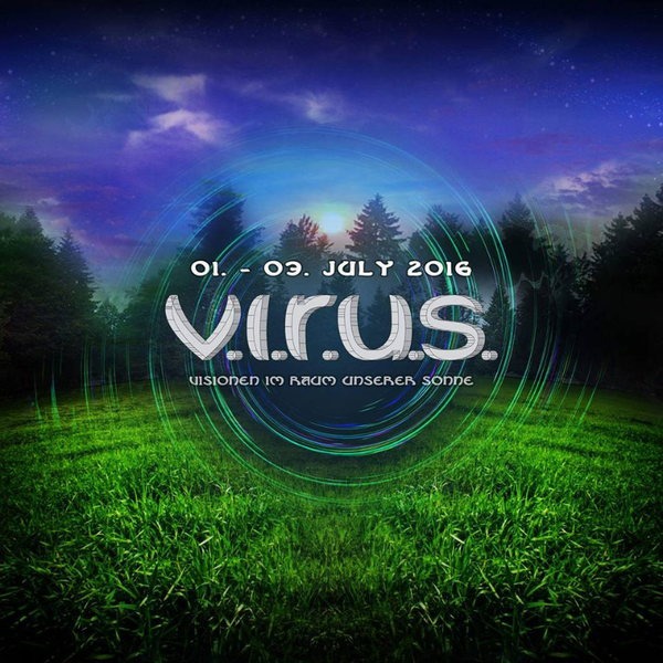 Party Flyer V.I.R.U.S. FESTIVAL 2016 BACK TO THE ROOTS 1 Jul '16, 17:00