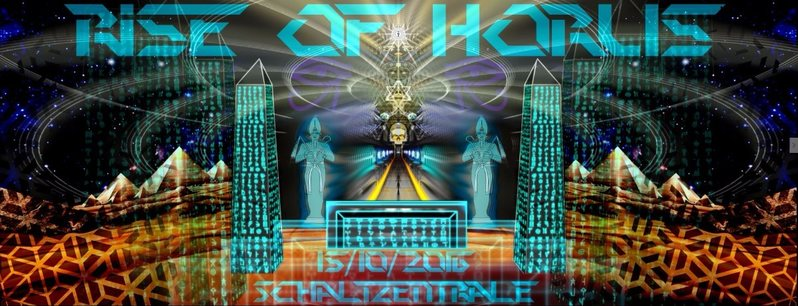Rise of Horus 15 Oct '16, 22:00