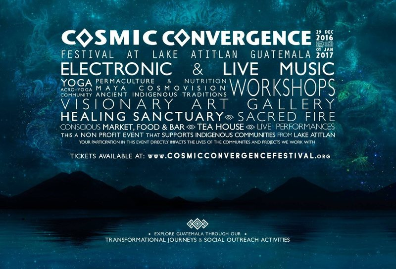Cosmic Convergence 2016 29 Dec '16, 12:00
