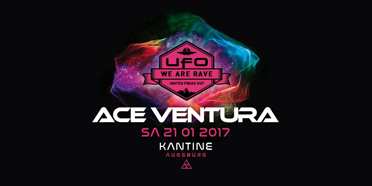 UFO ☆ Ace Ventura & ON3 Live 21 Jan '17, 22:30