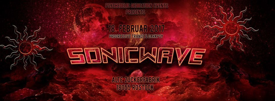 Party Flyer SonicWave Indoor 2017 - Special Edition 18 Feb '17, 22:00
