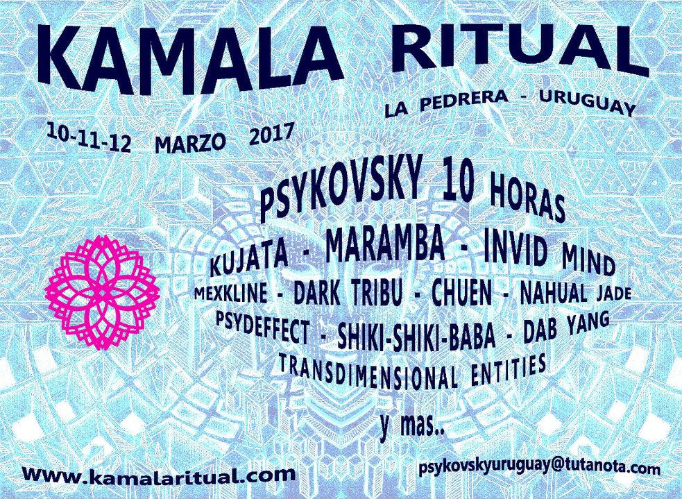 Kamala Ritual 10 Mar '17, 10:00
