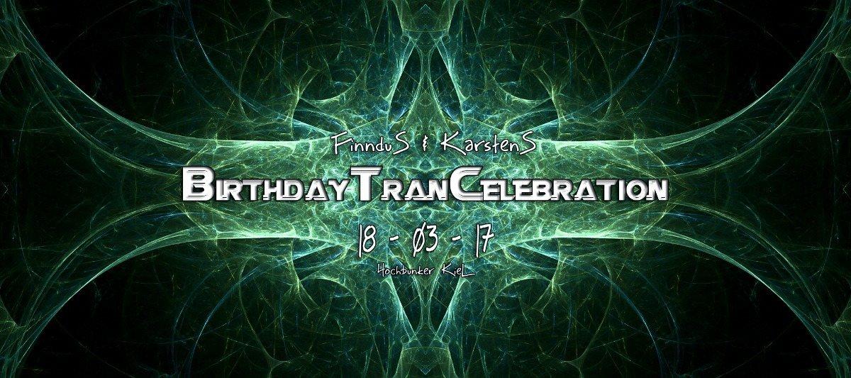 Party Flyer ✧⇝ Birthday TranCelebration ⇜✧ 18 Mar '17, 23:00