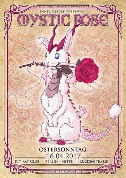 The Mystic Rose 16 Apr '17, 23:00