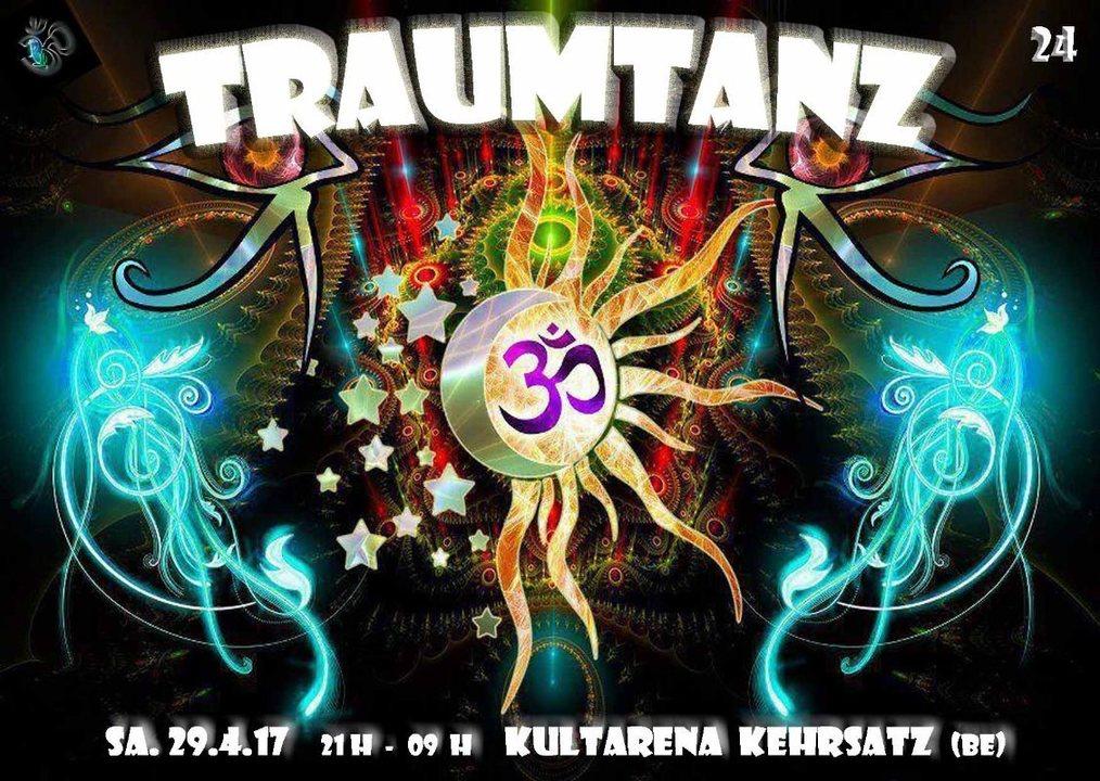 Traumtanz - Tanz der Träume 24 29 Apr '17, 21:00