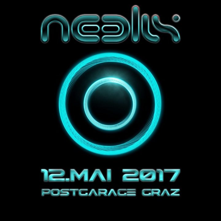"Party Flyer Neelix live presented by ""Electronic Music City Graz"" 12 May '17, 23:00"