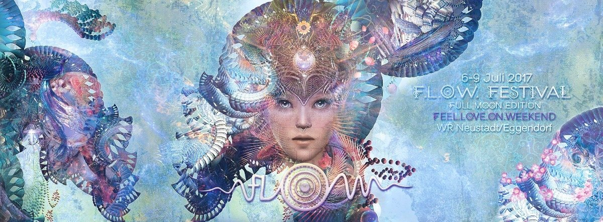 FLOW FESTIVAL 2017 - Fullmoon Love On Weekend (F.L.O.W.) --> FULLMOON Edition 6 Jul '17, 20:30