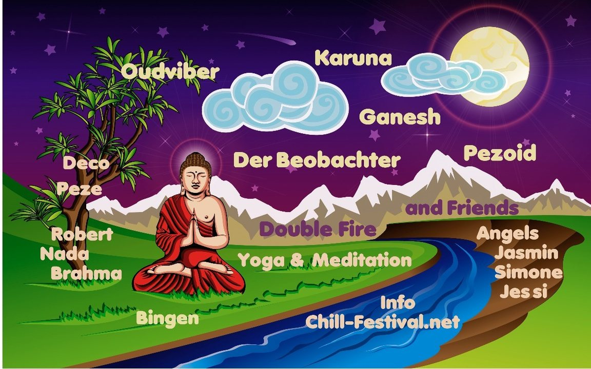 Chill Festival 11 Aug '17, 12:00