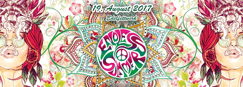 Party Flyer ***ENDLESS SUMMER - OUTDOOR GATHERING*** 19 Aug '17, 14:00