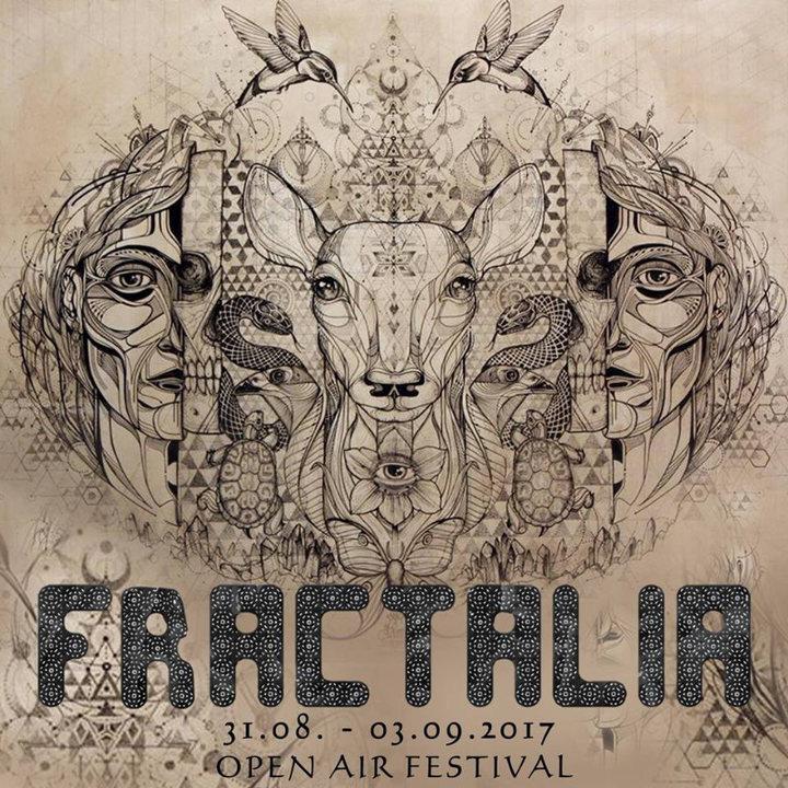 FRACTALIA Oper Air 31. Aug. 17, 15:00