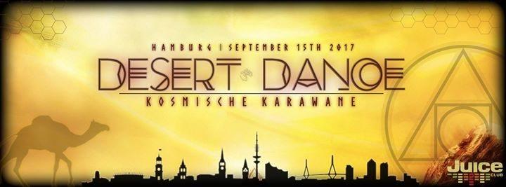 Desert Dance - Preparty Hamburg 15 Sep '17, 22:00