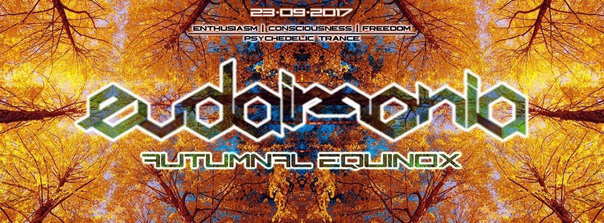 Party Flyer EUDAIMONIA | AUTUMNAL EQUINOX | Open Air | Free party 23 Sep '17, 22:00