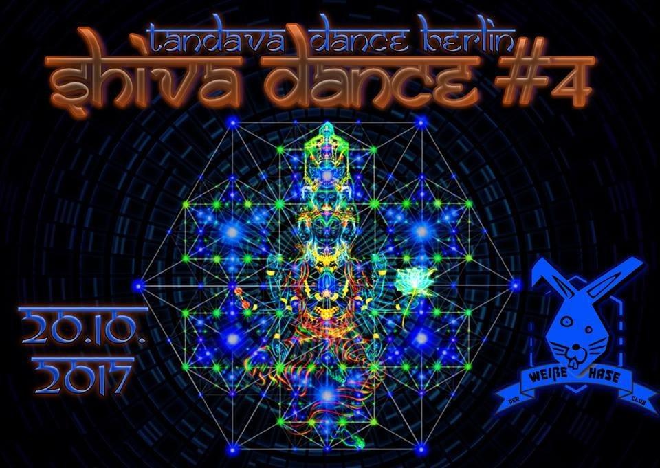 Shiva Dance #4 20 Oct '17, 23:00
