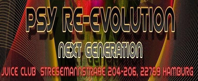 Psy Re-Evolution - Next Generation 20 Oct '17, 23:00
