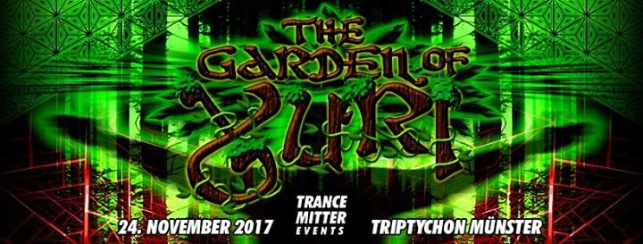 Trancemitter Events - Episode 3 // The Garden of Yuri 24 Nov '17, 22:00