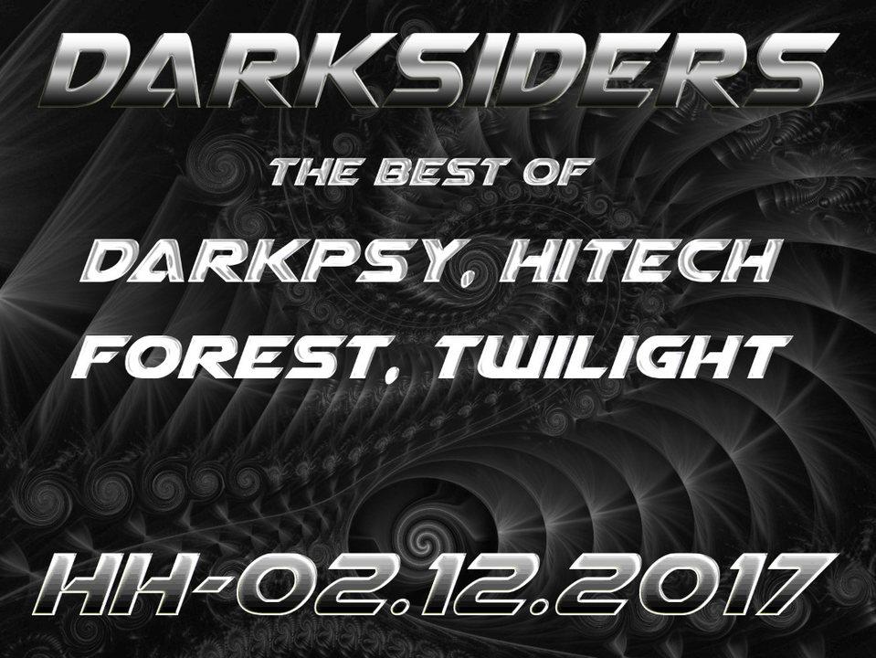 Party Flyer DARKSIDERS ૐ 2 Dec '17, 22:00