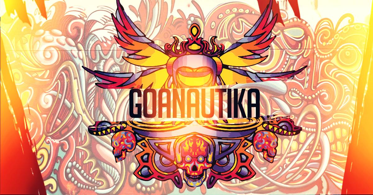 Party Flyer Goanautika #6 w/ Audiomatic 2 Dec '17, 23:00