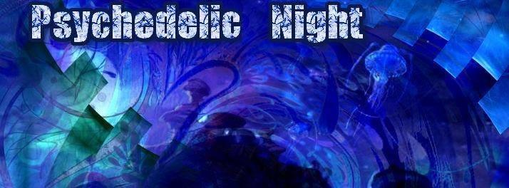 Party Flyer Psy Night @ Bern 2 Dec '17, 23:00