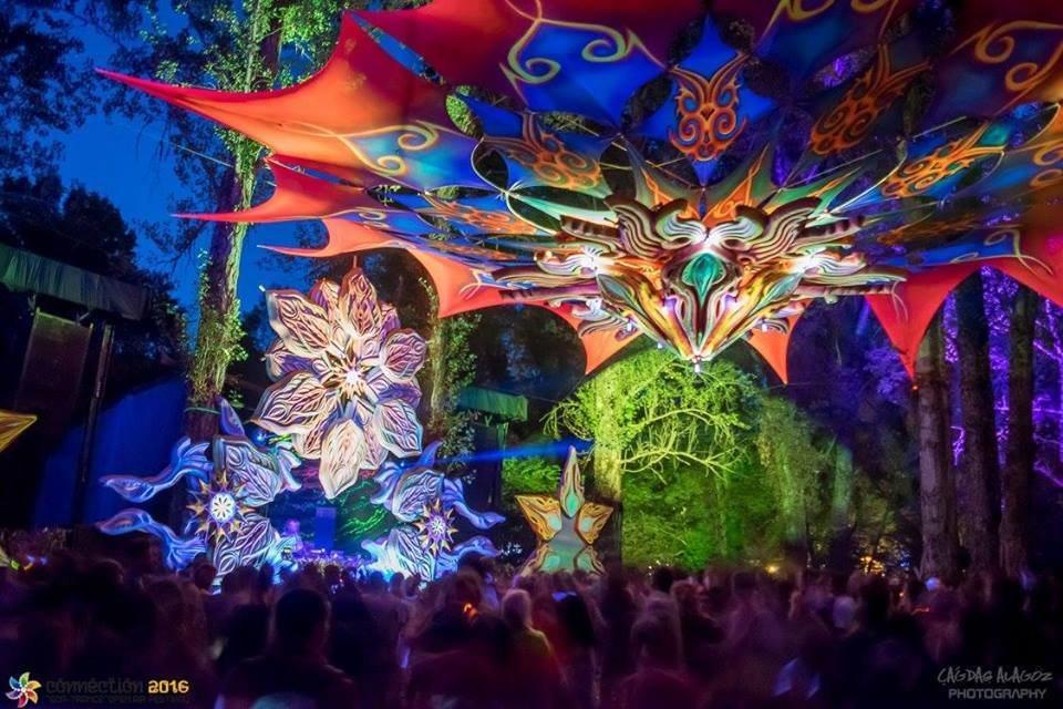 Party Flyer Connection Festival Teaser Party 25 Dec '17, 22:00