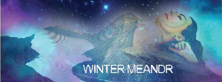 Party Flyer Winter Meandr /psychedelic trance&techno&house party free entry 27 Dec '17, 21:00