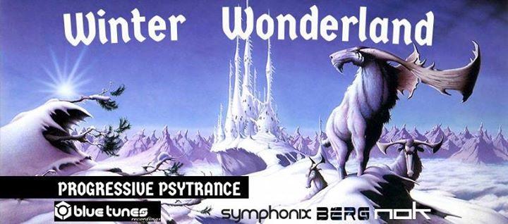 Party Flyer Winterwonderland: Psychedelic Progressive Trance 5 Jan '18, 22:00