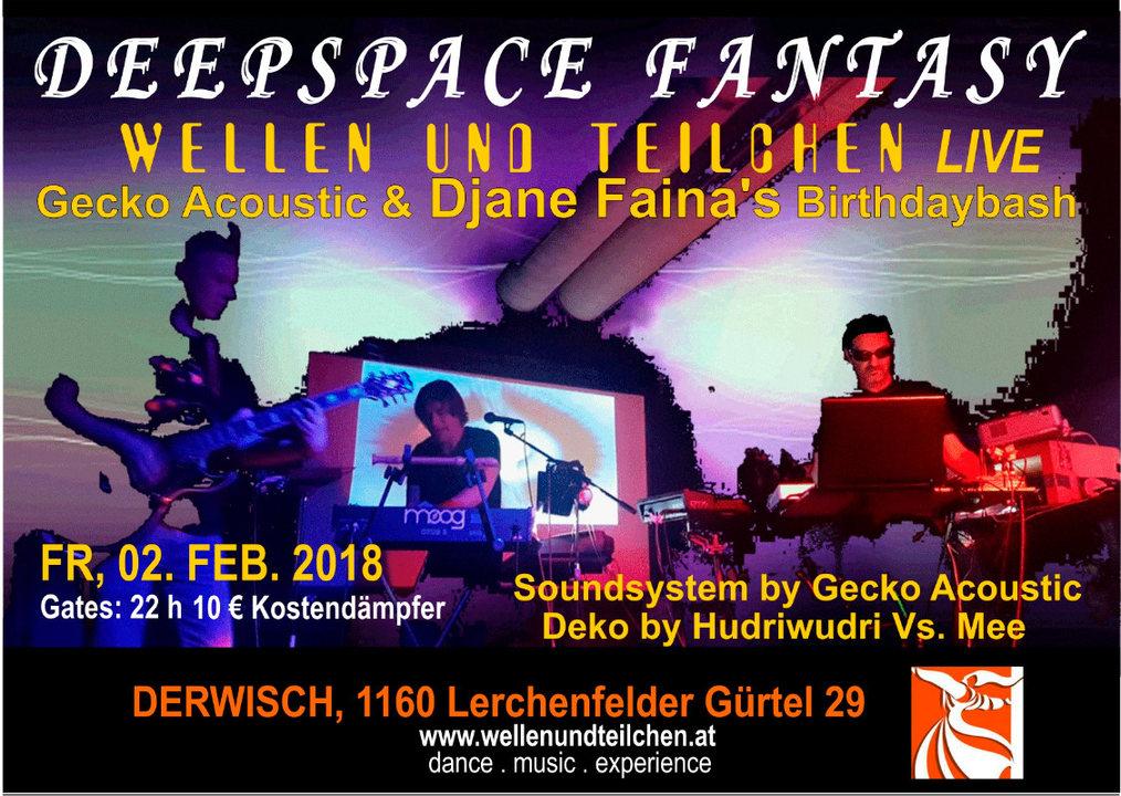 DEEPSPACE FANTASY 2 Feb '18, 22:00