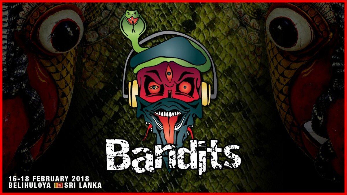 Party Flyer Bandits 16 Feb '18, 16:00