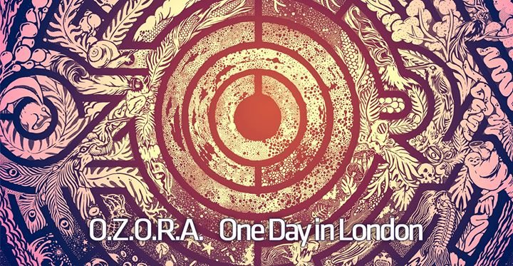 Party Flyer OZORA - One Day in London 2018 23 Feb '18, 22:00