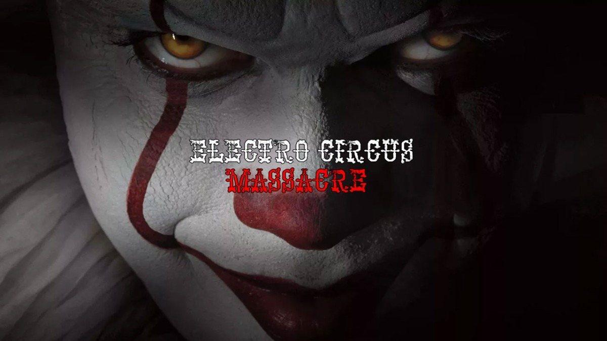 Party Flyer Electro Circus Massacre 2018 (Insane Creatures LIVE) 24 Feb '18, 20:00