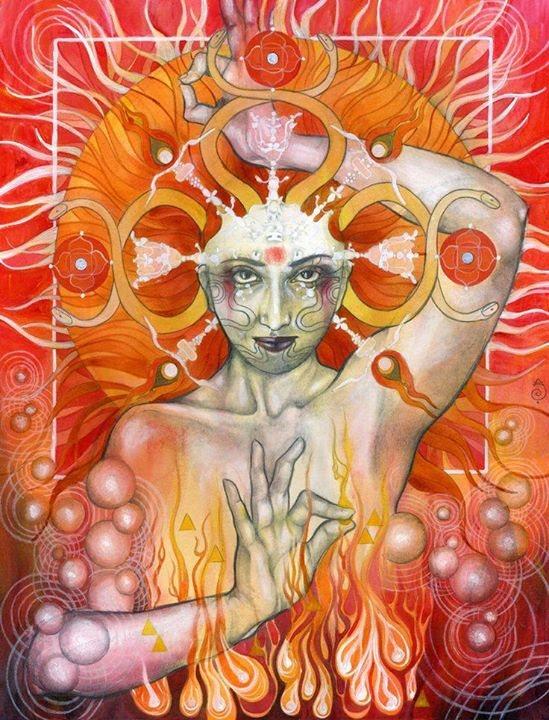 Party Flyer ❉ Psychedelic Element ❉ Psytrance -FullOn- Prog.Trance ❉ 24 Feb '18, 23:00
