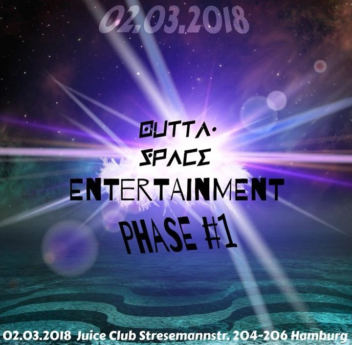 Party Flyer OUTTA SPACE Entertainment presents : Outta Space Phase #1 2 Mar '18, 23:00