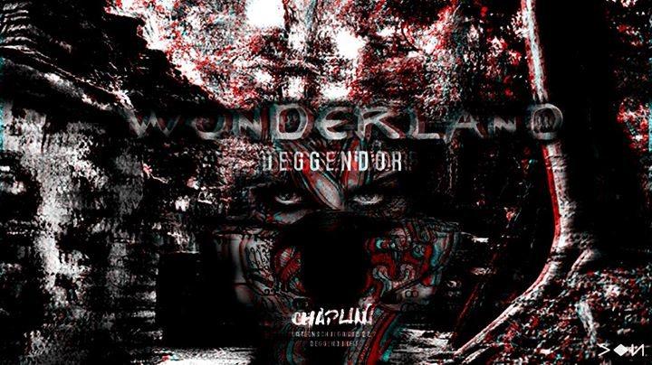 Party Flyer Wonderland III the dark jungle 2 Mar '18, 22:00