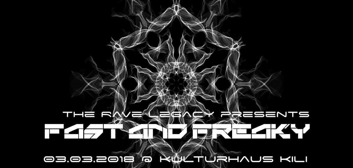 Party Flyer Fast & Freaky Vol. 1 3 Mar '18, 23:00