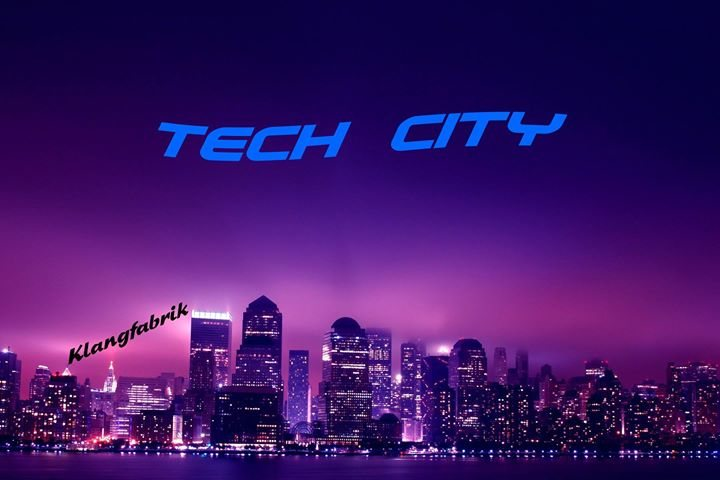 Party Flyer Tech City 3 Mar '18, 23:00