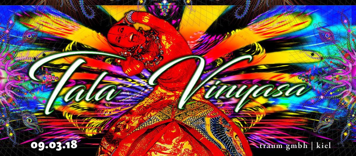 Party Flyer Tala Vinyasa VIII 9 Mar '18, 23:00