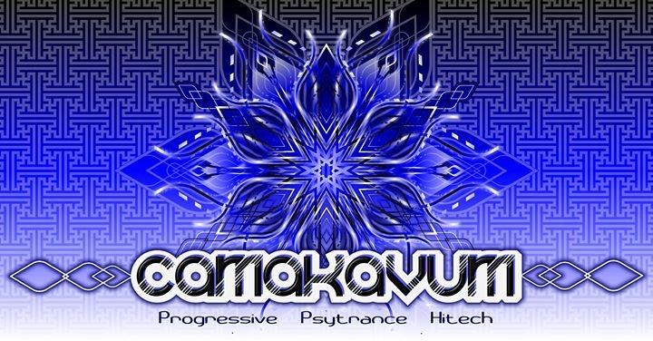 Party Flyer ·•● Camakavum ●•· 3 Floors • 9 Liveacts • 11 Djs 10 Mar '18, 22:00