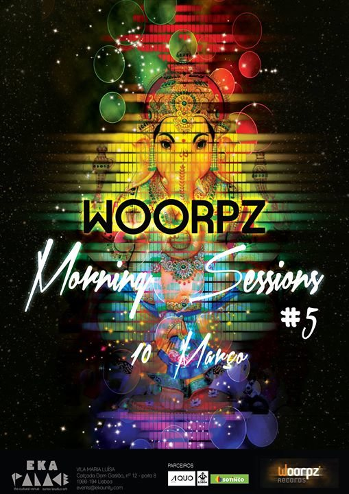 Party Flyer Woorpz Morning Sessions #5 10 Mar '18, 06:00