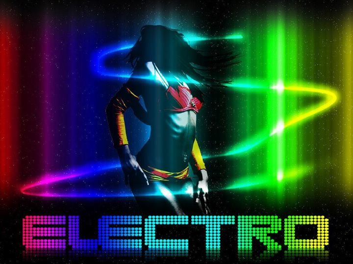 Party Flyer Electronica 16 Mar '18, 23:00