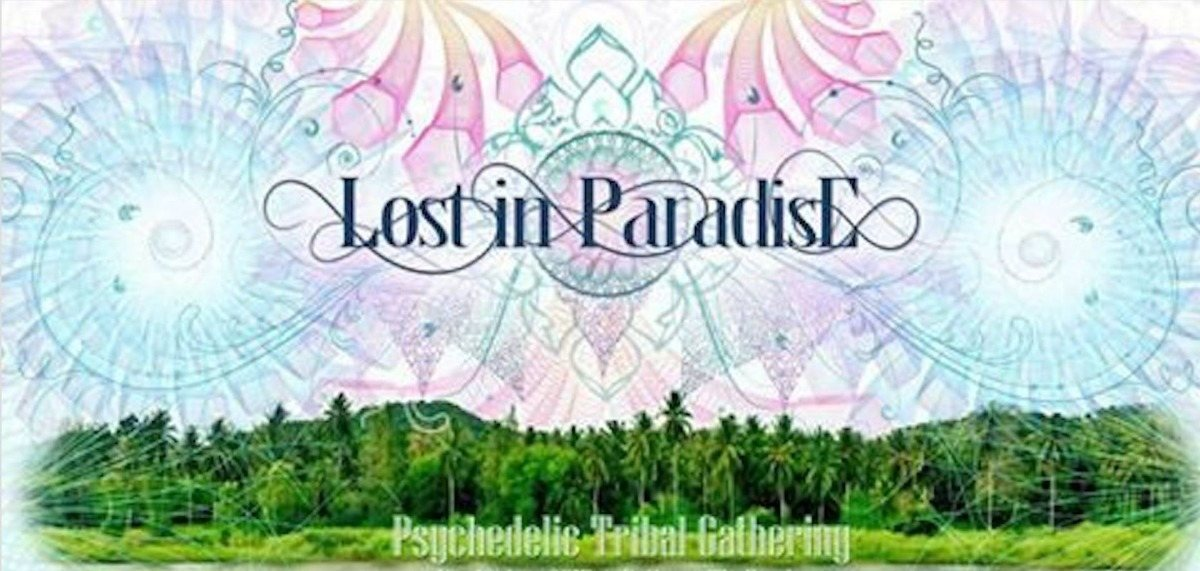 Party Flyer Lost in Paradise 16 Mar '18, 14:00