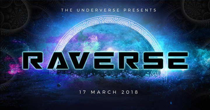 Party Flyer The Underverse presents: Raverse 17 Mar '18, 22:00