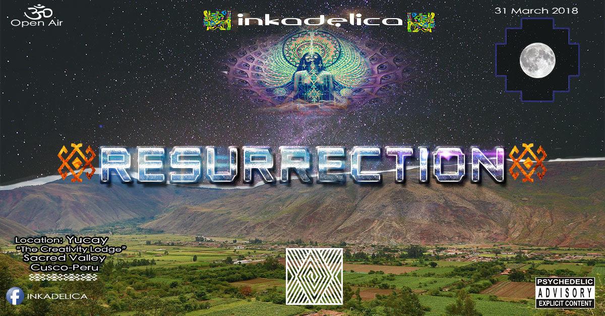 Party Flyer Resurrection! 31 Mar '18, 15:00