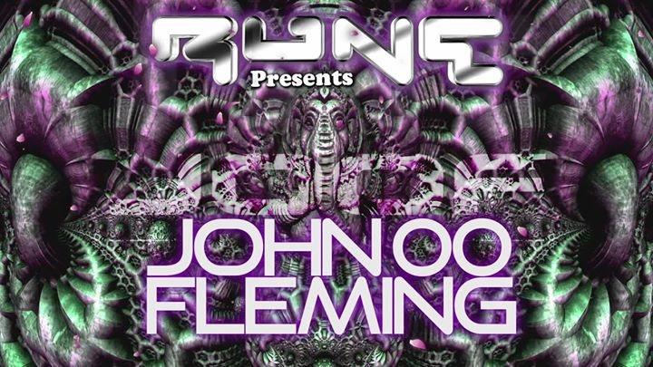 Party Flyer RUNE Presents John 00 Fleming 31 Mar '18, 20:00