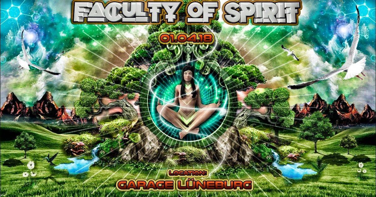 Faculty of Spirit - Easter Goa 1 Apr '18, 23:00