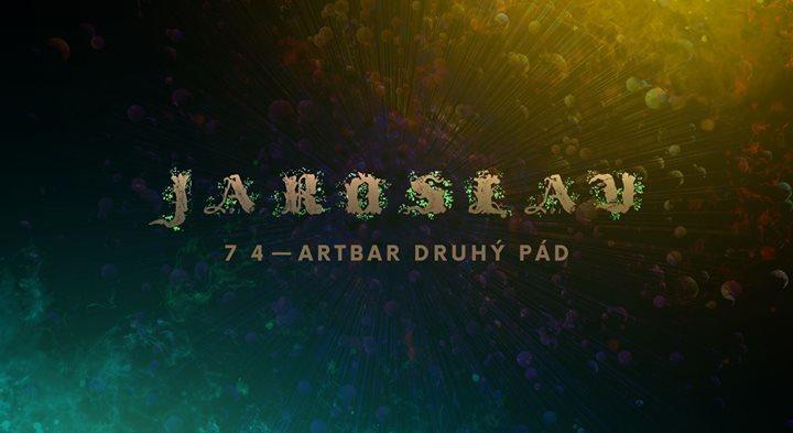 Party Flyer Jaroslav - spring psychedelic rave gathering 7 Apr '18, 21:00