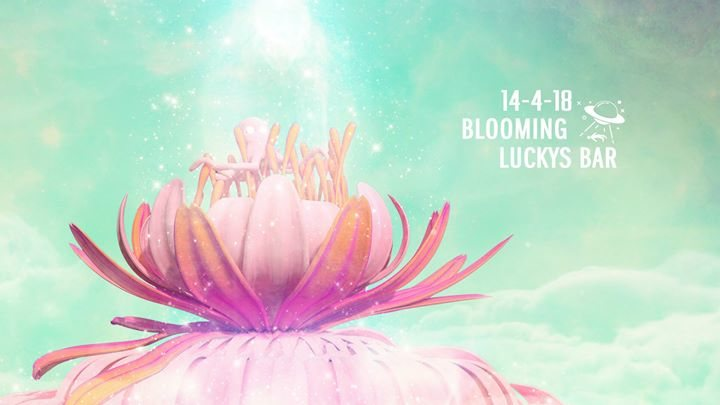 Party Flyer Blooming 14 Apr '18, 18:00