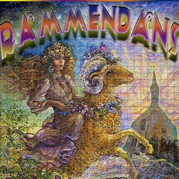 Party Flyer DAF PARTY Rammendans 14 Apr '18, 22:00