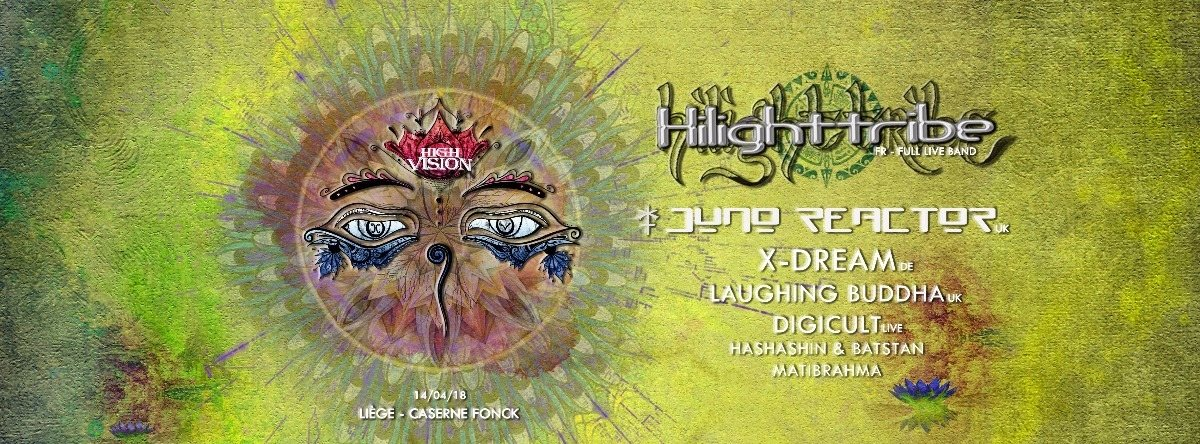 Party Flyer High Vision 14 Apr '18, 21:00