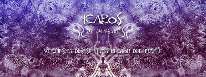 Party Flyer Icaros (Open Air) 14 Apr '18, 16:00